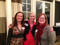 Coppell resident Marsha Tunnell, DA Candidate Susan Hawk and CISD Board Member Tracy Fisher.jpg